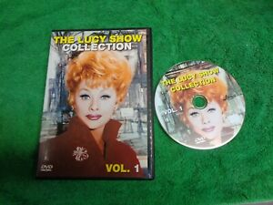 USED-DVD-Movie-The-Lucy-Show-Collection-Vol-1-L