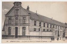 France, Armentiere, La Justice de Paix et le Tribunal, LL Postcard, B103