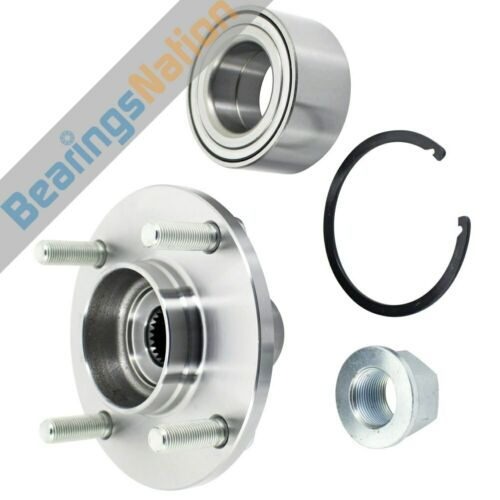 2 pc Premium Front Wheel Hub Bearing Assembly 930561K for Nissan Sentra 2006-00