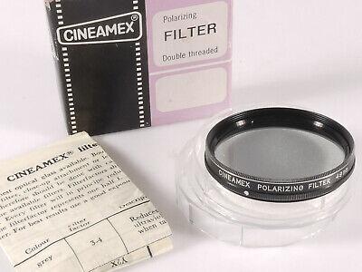 49mm filtro Polarizzatore Lineare Cokin per obiettivi M49 Polarizer filter.