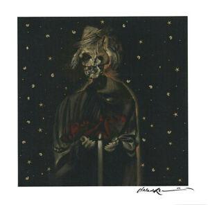 SIGNED-Dave-McKean-s-034-Der-mude-Tod-034-homage-Fritz-Lang-039-s-silent-film-11-x-11