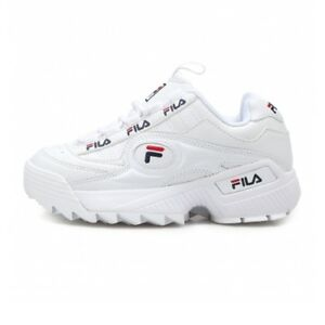 New FILA Disruptor IIl 3 Formation Women s Sneakers Shoes - White ... a1fa9e3e8c30