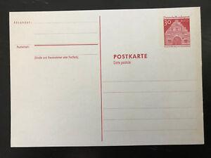 Berlin-1967-Postkarte-1-X-30-Pf-ungestempelt