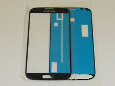 SAMSUNG GALAXY S4 i9500 i9505 FRONT GLAS TOUCH DISPLAY SCHEIBE TOUCHSCREEN BLAU