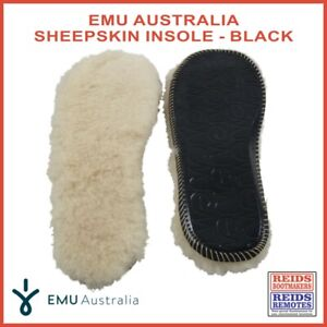 e904e8c4ed8 Details about Emu Australia sheepskin insole for use in various ugg boots  or slippers