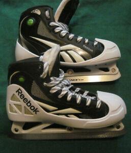 reebok 7k pump sr. goalie skates