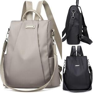 Women-Travel-Backpack-Rucksack-Laptop-Bookbag-Girl-School-Bag-Waterproof-Handbag