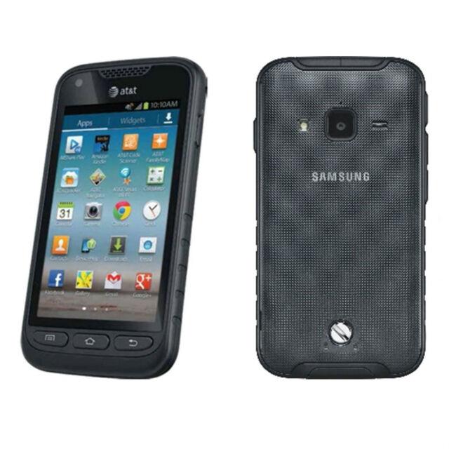 Samsung Galaxy Rugby Pro SGH-I547 - 8GB - Black NFC (Unlocked) Smartphone NEW