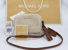 48313b313225 item 2 MICHAEL Michael Kors Jet Set Travel Small Chain Crossbody Fur Bag  Natural Walnut -MICHAEL Michael Kors Jet Set Travel Small Chain Crossbody  Fur Bag ...