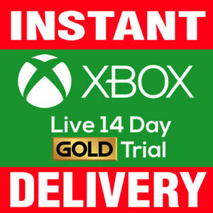 Xbox-Live-14-Day-2-weeks-Gold-Membership-Trial-Code-INSTANT-EMAIL-DELIVERY