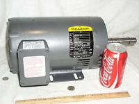 Baldor 35w062w748g1 208-230 .5 2 Hp Two Speed Single Voltage 3 Phase Motor