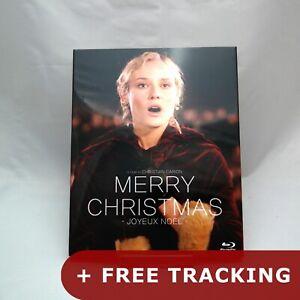 Joyeux-Noel-Blu-RAY-CON-SLIPCOVER-Feliz-Navidad