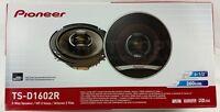 Pioneer Ts-d1602r 6.5 520 Watt 2-way D-series Car Audio Speakers Tsd1602r -pair on sale