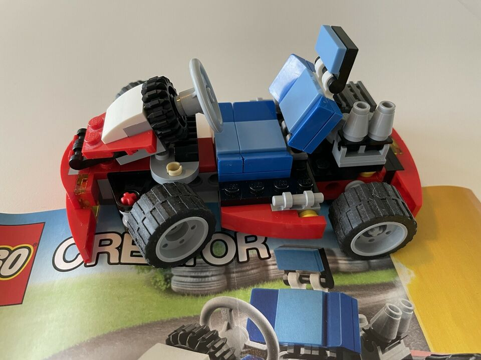 Lego Creator, Lego creator #31030