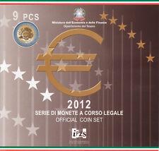 Italien Euro-KMS 2012