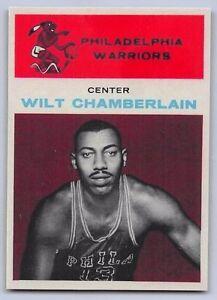 1961-62-WILT-CHAMBERLAIN-Fleer-034-ROOKIE-REPRINT-034-Basketball-Card-8-PHILLY