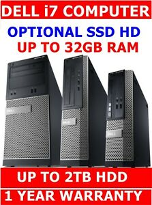 DELL-i7-i5-i3-Pentium-G-series-COMPUTER-PC-UPTO-32GB-RAM-SSD-HDD-UPTO-2TB