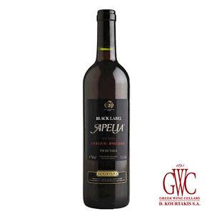 Greek-Wine-Cellars-Imiglykos-Rotwein-halbsuess-0-75l-Kourtaki-Apelia-034-Black-Label-034