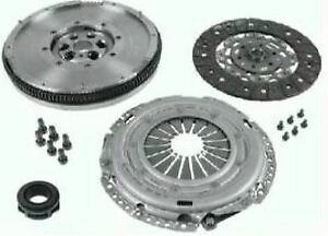 Sachs-DMF-Doble-Masa-Rigida-Volante-Kit-De-Embrague-Para-VW-Volkswagen-Transporter-T5-1-9TDI