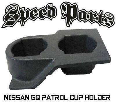 BRAND NEW NISSAN GQ PATROL Y60 CUP HOLDER 1988 - 1997