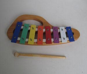 Holzspielzeug - Musikinstrument - Xylofon - Ubstadt-Weiher, Deutschland - Holzspielzeug - Musikinstrument - Xylofon - Ubstadt-Weiher, Deutschland