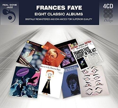 FRANCES FAYE - 8 CLASSIC ALBUMS  4 CD NEU