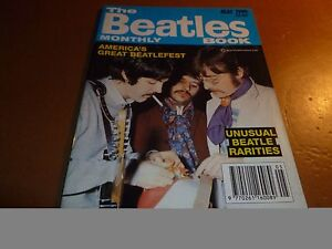 THE-BEATLES-BOOK-MONTHLY-Magazine-No-277-May-1999