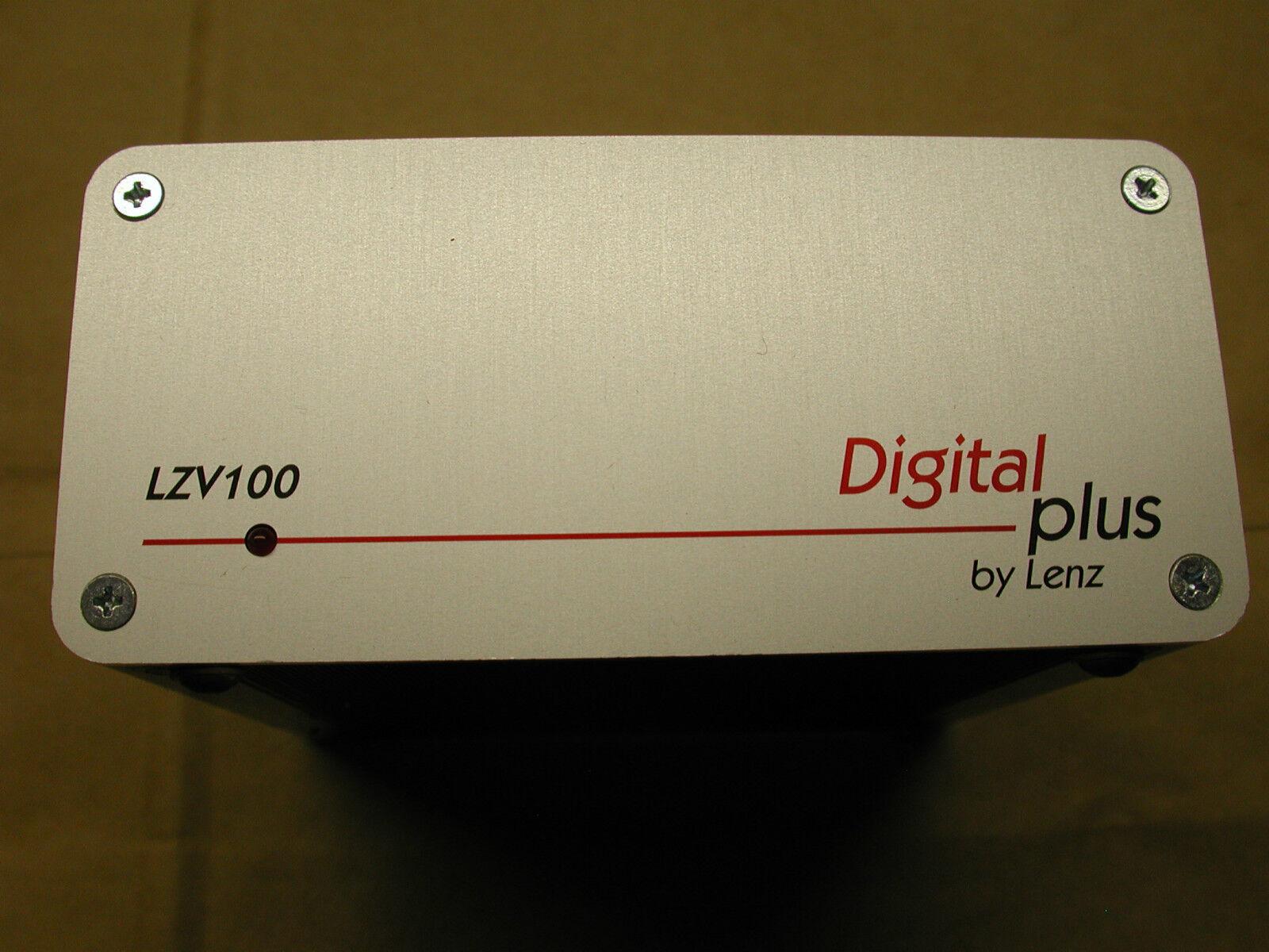 Lenz DCC LZV100 Comando Power Station Versión 3.5 Nuevo