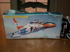 KAWASAKI  T-4 -- JASDF INTERMEDIATE JET TRAINER, Plastic Model Kit, Scale 1/72