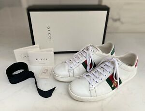 Ace Sneakers/Trainers Size 38
