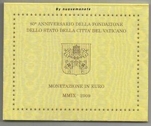 VATICANO LA CARTERA OFICIAL  2009 PAPA BENEDETTO  XVI  UNC