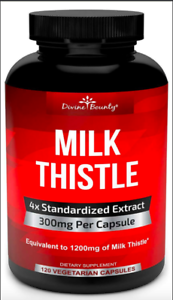 Pure-Milk-Thistle-Capsules-4-Standardized-Extract-120-Veggie-Cap-DIVINE-BOUNTY