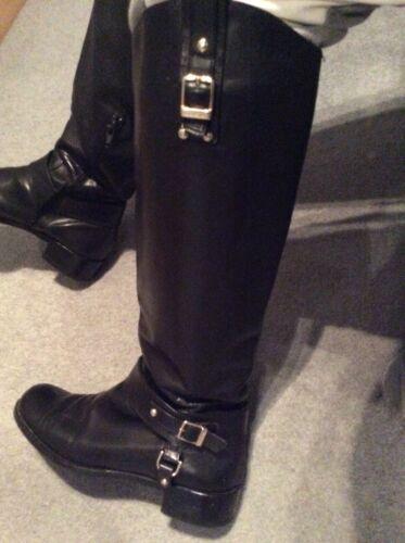 Calf Wide Size Black 37 Russell Bromley wpq1txFIR