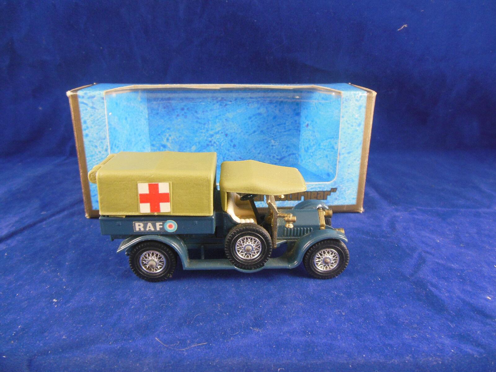 bienvenido a elegir Escaso Matchbox antaño Y13 1918 1918 1918 Crossley RAF tierno Capucha verde Oliva edición 12  descuento