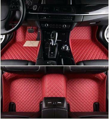 For Toyota Avalon 2016-2017-2018-2019 luxury custom waterproof floor mat
