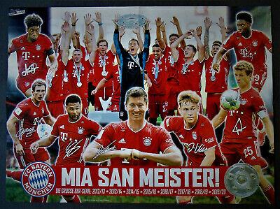 Fc Bayern München Poster