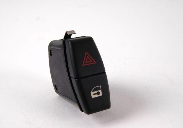 NEW GENUINE BMW E60 E63 E64 E70 E84 HAZARD/WARNING CENTRAL LCKNG SWITCH 6919506