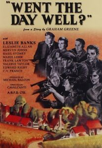 Went-The-Day-Well-Leslie-Banks-Christopher-Lee-Region-4-DVD-New