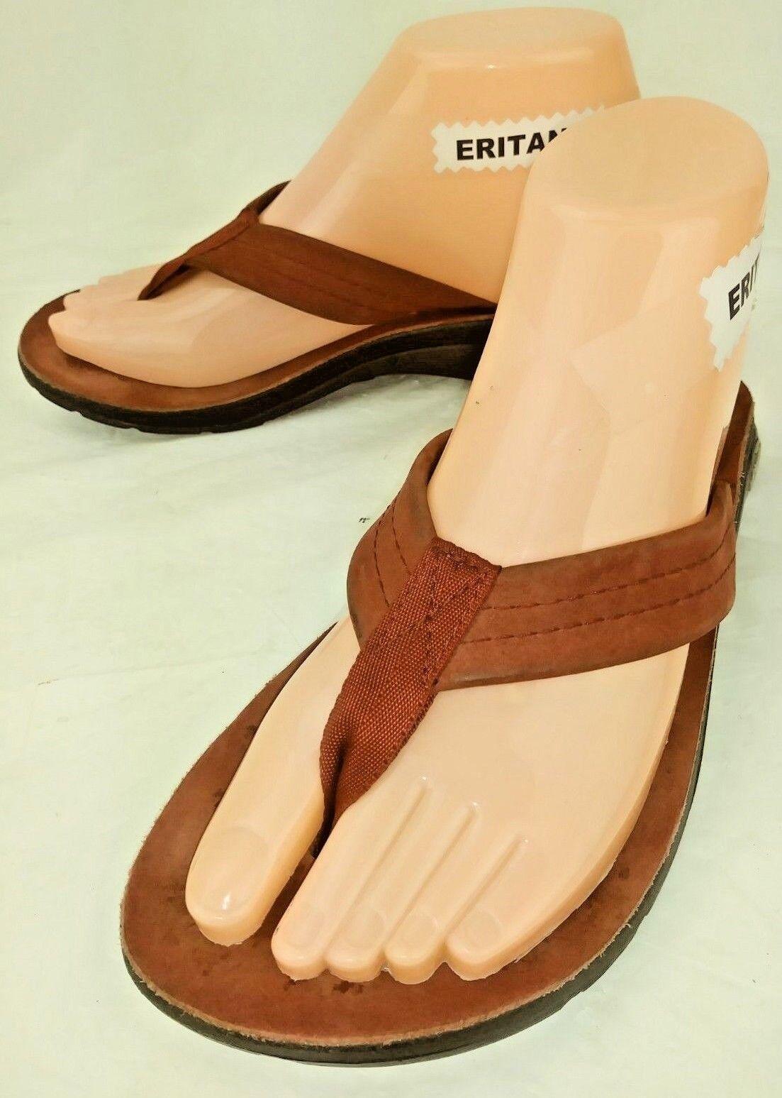 Chaco Mujer Zapatos Chanclas Chanclas Chanclas EE. UU. 7 Cuero Rojo Sandalias Informales Caminar 807  ofrecemos varias marcas famosas
