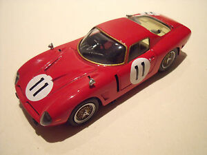 Kit Vroom Bizzarrini A3c Le Mans 66 1/43 Idem Spark