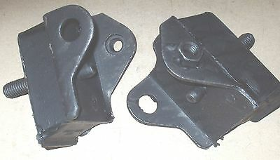 2 PCS Motor Mount Kit For PLYMOUTH Fury 7.2L 440 Engine 1967-1973