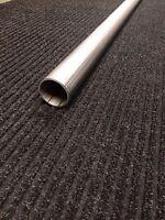 1 1/2 Stainless Steel Exhaust Straight Tubing - 1.5 Outside Diameter - 5' Long