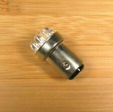 4 BBT Heavy Duty 1142 Double Filament 12 volt White LED Light Bulbs