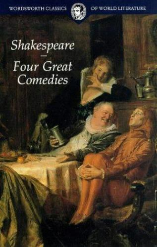 Five Great Comedies by William Shakespeare
