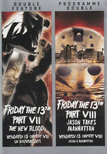 Friday The 13th: Part 7 / Friday The 13th: Par New DVD