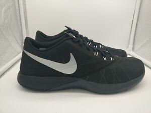 best service 10437 6d229 Image is loading Nike-FS-Lite-Trainer-4-UK-9-Anthracite-