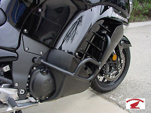 mc enterprises canyon case engine guard kawasaki concours 1400 ebay