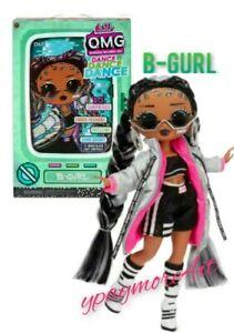New LOL Surprise OMG Dance Dance Dance *B-GURL* Fashion Doll