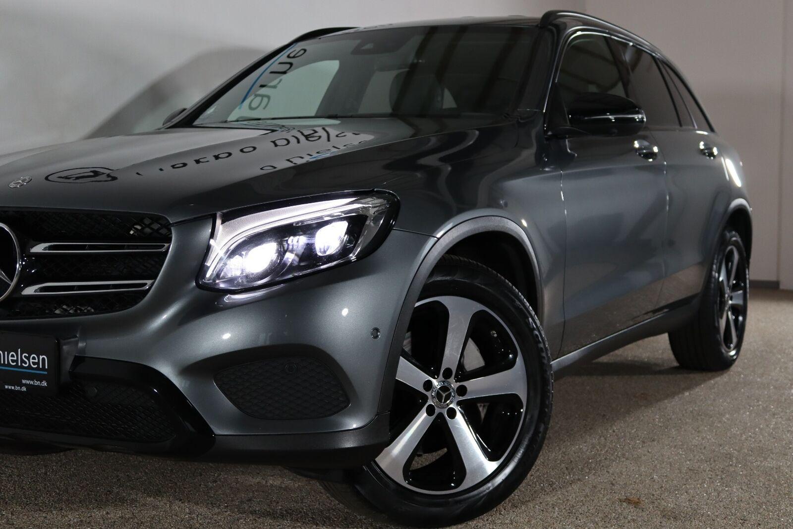 Mercedes GLC250 d 2,2 aut. 4-M - billede 3