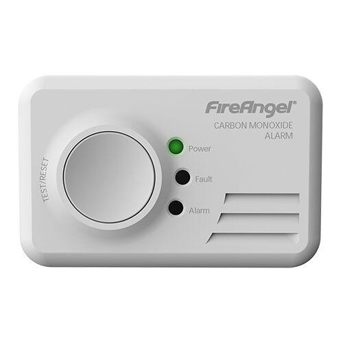 Fireangel CO-9X 7 Year Sealed Carbon Monoxide Alarm CO Detector Caravan Landlord